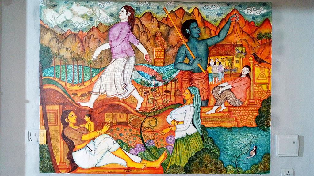Mural Painting Gallery